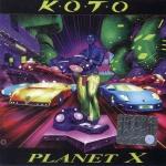Koto - Planet X lemezborító